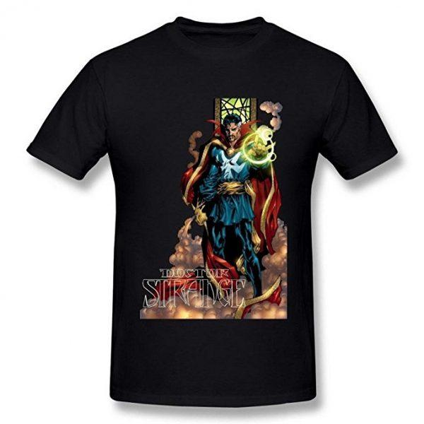 Doctor Strange Graphics Not Fade T-Shirt