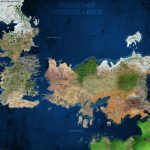 Game of Thrones Full Planetos Map