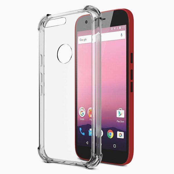 Google Pixel Case Transparent
