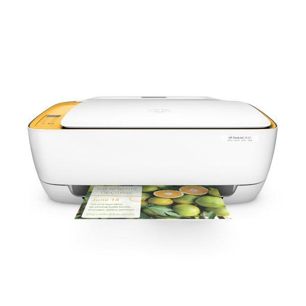 HP DeskJet 3633 All-in-one Wireless Printer