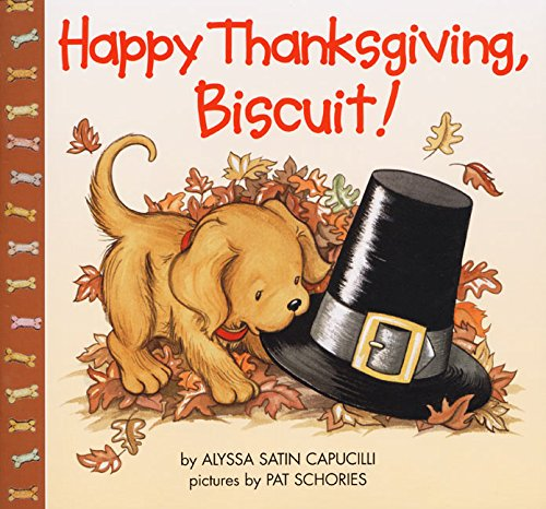 Happy Thanksgiving Biscuit Book