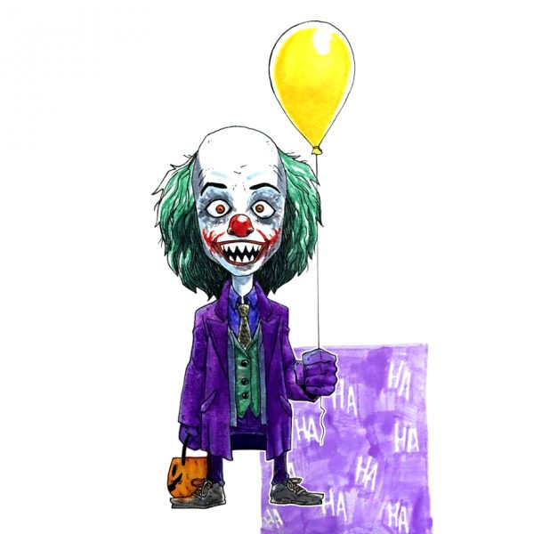Joker & Pennywise
