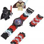 LEGO Kids Star Wars Vader vs Obi Wan Watch