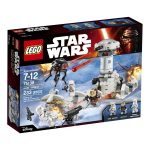 LEGO Star Wars Attack on Hot Set