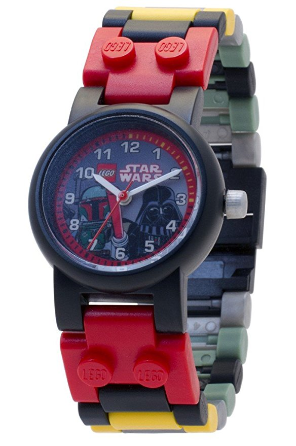 LEGO Star Wars Boba Fett & Darth Vader Watch for Kids