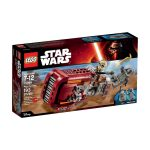 LEGO Star Wars Rey's Speeder