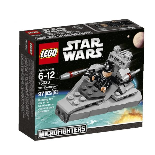 LEGO Star Wars Star Destroyer Ship