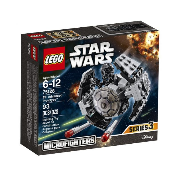 LEGO Star Wars TIE Fighter Advanced Prototype