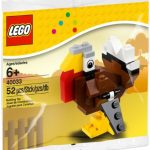 LEGO Turkey for Thanksgiving