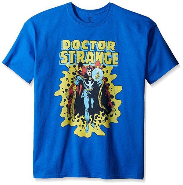 Marvel Comics Doctor Strange Blue T-Shirt