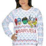 Marvel's Avengers Christmas Sweaters
