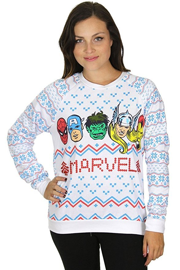 Marvel's Avengers Christmas Sweaters