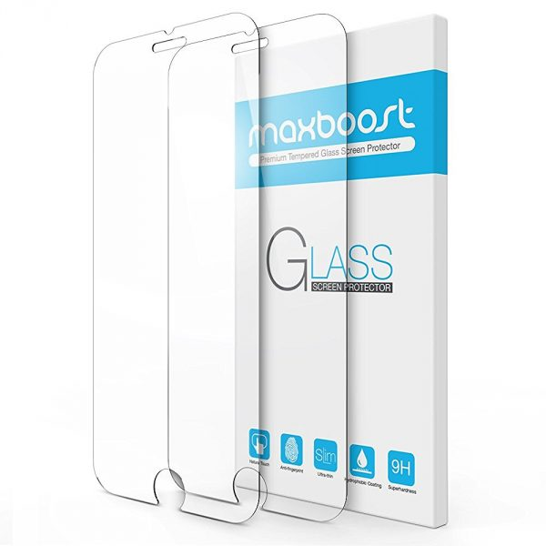 Maxboost Tempered Glass Screen Protector iPhone 7