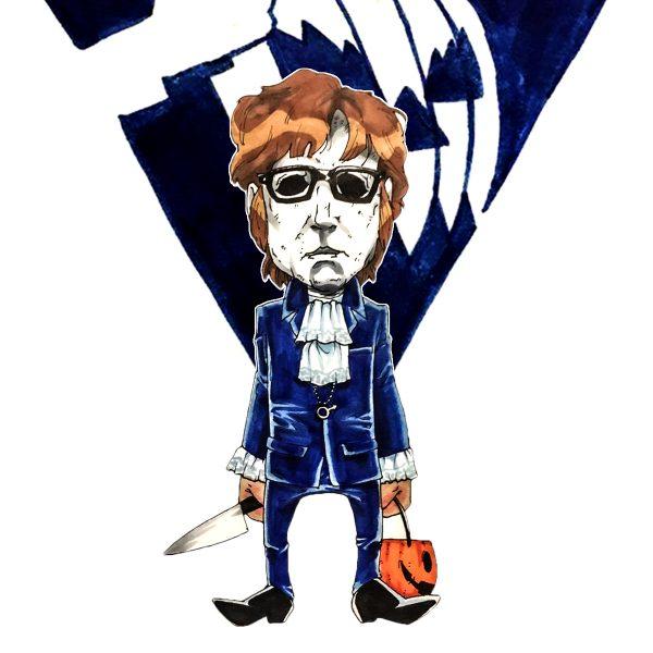 Michael Myers Austin Powers