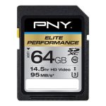 PNY Elite Performance Flash Memory Card