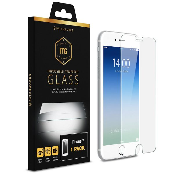 Patchworks iPhone 7 Glass Screen Protector