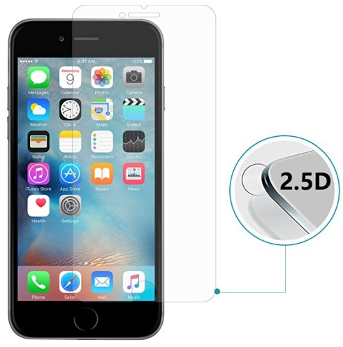Pleson iPhone 7 Glass Screen Protector