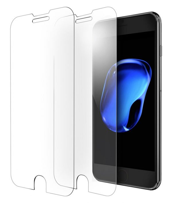 QULUOQI iPhone 7 Glass Screen Protector