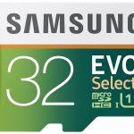 Samsung EVO Select Micro SDHC Memory Card