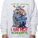 Skeletor Ugly Christmas Sweater