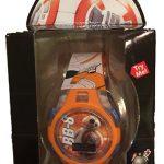 Star Wars BB-8 LCD Watch