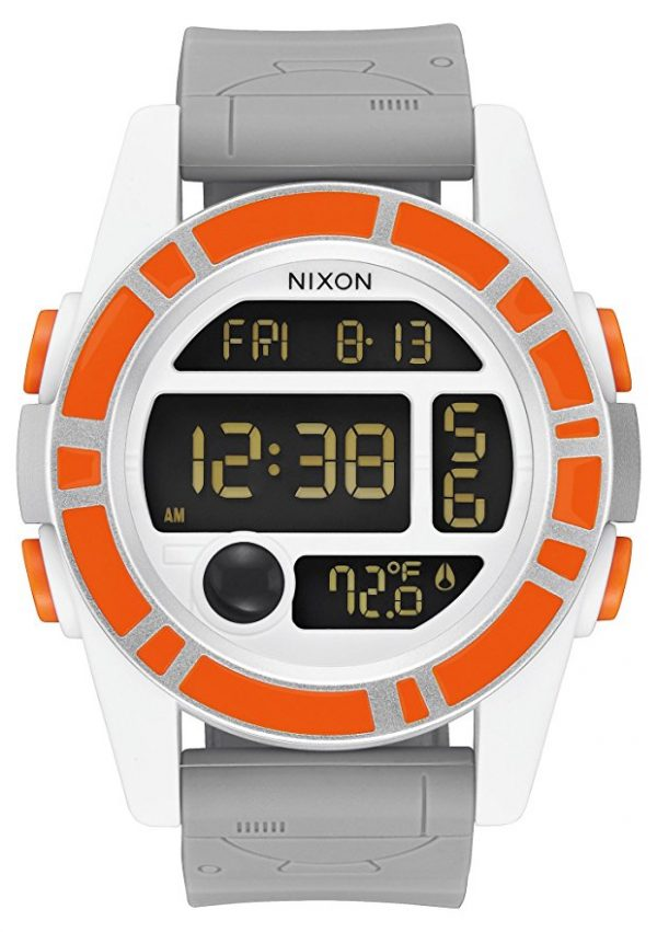 Star Wars BB-8 The Unit Nixon Watch