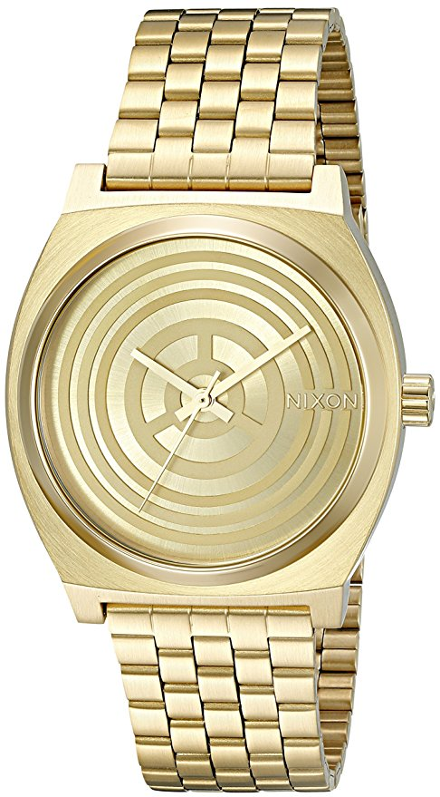 Star Wars C3-PO Gold Watch