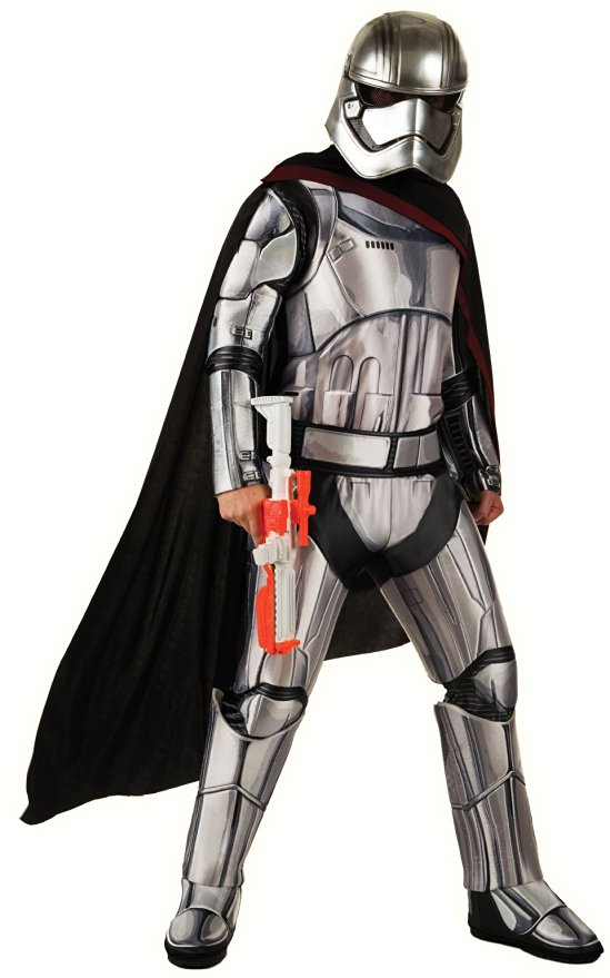Star Wars Captain Phasma Halloween Costume
