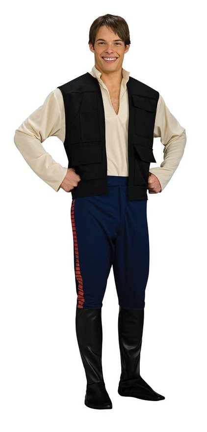 Star Wars Han Solo Halloween Costume