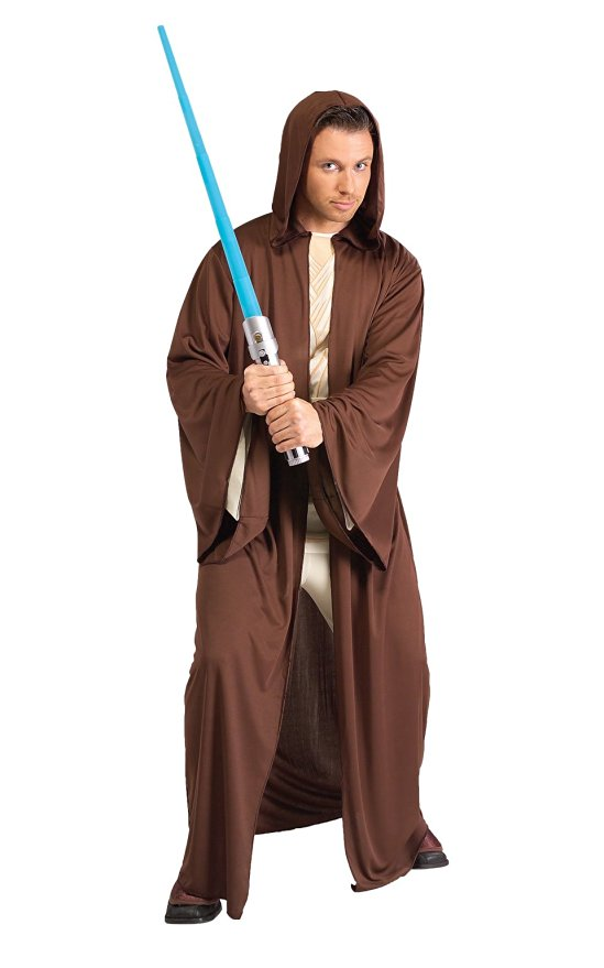 Star Wars Jedi Hooded Robe Costume