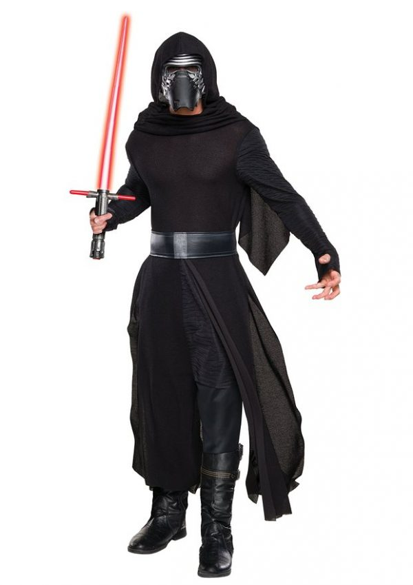 Star Wars Kylo Ren Halloween Costume