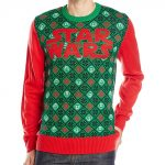 Star Wars Logo Ugly Christmas Sweater