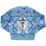 Star Wars R2-D2 Ugly Christmas Sweater