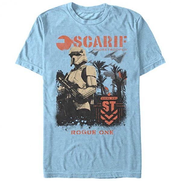 Star Wars Rogue One Shoretrooper T-Shirt