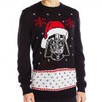 Star Wars Santa Claus Darth Vader Ugly Christmas Sweater