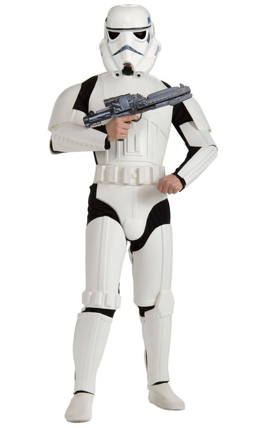 Star Wars Stormtrooper Halloween Costume
