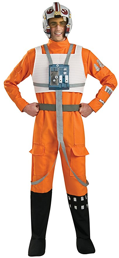 Star Wars X-Wing Pilot Halloween Costume