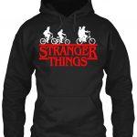 Stranger Things Bike Ride Hoodie