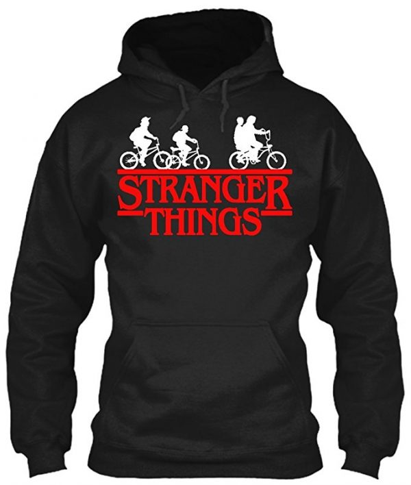 Stranger Things Bike Ride Hoodie