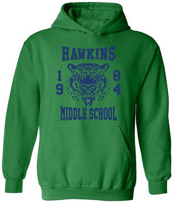 Stranger Things Hawkins Middle School Hoodie