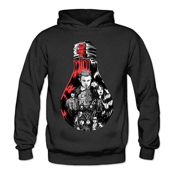 Stranger Things Lightbulb Hoodie