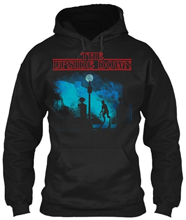 Stranger Things the upside down hoodie