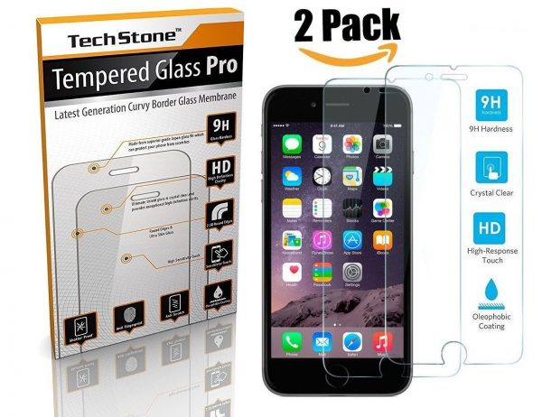 TechStone iPhone 7 Glass Screen Protector