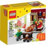 Thanksgiving Seasonal Feast LEGO Set