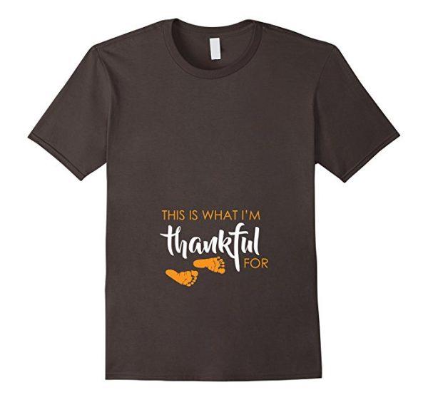 Thanksgiving Thankful T-Shirt