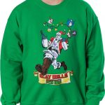 Transformers Megatron Ugly Christmas Sweater