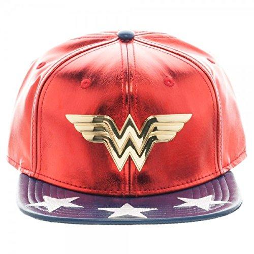Wonder Woman Baseball Cap