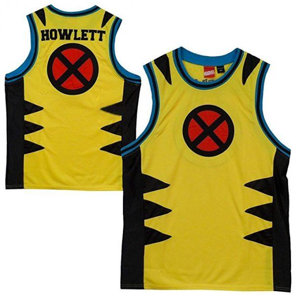 X-men basketball jersey