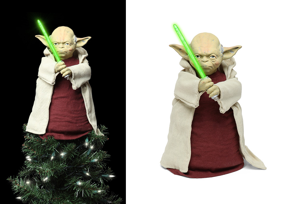 best 2016 Star Wars Lighted Yoda Tree Topper gift idea