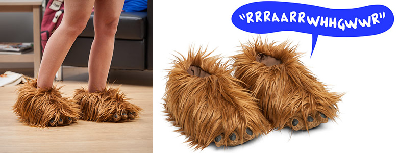 best 2016 starwars Star Wars Chewbacca Slippers